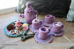 My grandaughter would love this! crochet