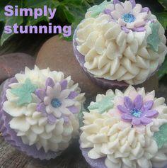 soap cupcakes | Lavender Cupcake Soap « The Cupcake Blog