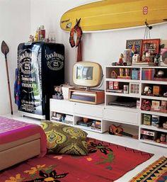 habitación, la decoración, fresco, Jack Daniels, la fotografía