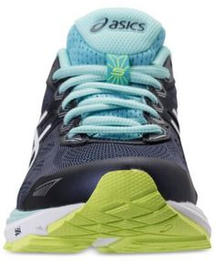 on sale 44013 f33c7 Asics Women s Gt-1000 5 Running Sneakers from Finish Line - Blue 11.5 Asics  Women