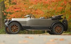 1919 Pierce-Arrow Series 31 Dual-Valve 38 Four-Passenger Roadster