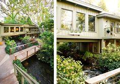 Kaweah Falls House, Three Rivers, California, a River Runs Through it!