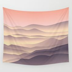 Sunrise in the mountains,Wanderlust themed Wall Tapestry,Wall Décor,digital wall art,nature wall han Wall Design, Design Art, Travel Wall Decor, Wall Décor, Wall Art, Business Logo Design, Digital Wall, Modern Wall Decor, Wall Tapestry