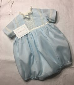 Baby Dress Patterns, Baby Knitting Patterns, Baby Boy Outfits, Kids Outfits, Smocked Baby Clothes, Frocks And Gowns, Ralph Lauren Kids, Christening Gowns, Heirloom Sewing