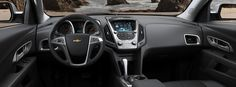 2015 Equinox: Fuel-Efficient SUV | Chevrolet