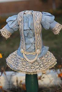 Silk wool and taffeta dress