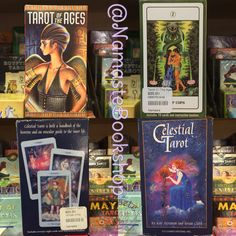 Tarot of the Ages and Celestial Tarot $20