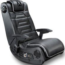 "Two ""Gamer"" chairs for living room"