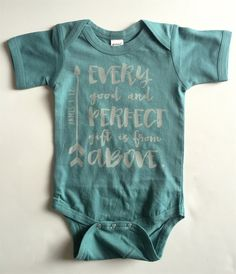 Time to stock up on baby shower gifts! Such a perfect present for a soon-to-be momma and daddy.