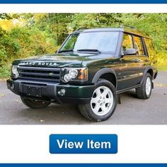 awesome 2003 Land Rover Discovery SE7 - For Sale