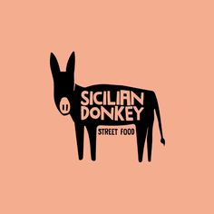 food logo Here is our Sicilian Donkey Animation which features some beautiful movement in our playful logo design. Vintage Logo, Vintage Design, Logo Branding, Branding Design, Corporate Branding, Graphic Design Logos, Japan Branding, Game Logo Design, Best Logo Design