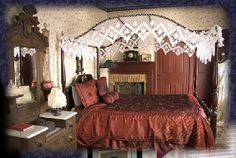 Sara Black room in the famous Farnsworth house inn. First stay here this past weekend, absolutely incredible Haunted Hotel, Most Haunted, Haunted Places, Sarah Black, Gettysburg Pennsylvania, Farnsworth House, Black Rooms, Ghost Tour, Places Ive Been