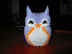 3d origami owl...