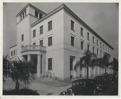 United States Post Office, 1941 | Orlando Memory Old Images, Vintage Florida, State Of Florida, Post Office, Best Memories, Historical Photos, Orlando, Past, Street View