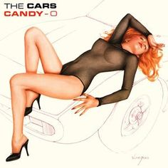 The Cars - Candy-O (Vinyl, LP, Album) at Discogs