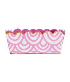 Design Darling home decor & monogrammed gifts — Scalloped Desk Organizer — Pink Waves Decorative Accessories, Home Accessories, Clever Gadgets, Pink Punch, I Believe In Pink, Office Decor, Office Ideas, Monogram Gifts, Desk Organization