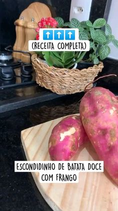 Cooking Recipes, Healthy Recipes, Fitness Diet, Food Art, Carne, Great Recipes, Sweet Potato, Food And Drink, Healthy Eating