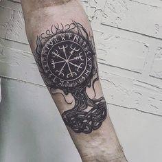 #yggdrasiltattoo hashtag on Instagram • Photos and Videos Yggdrasil Tattoo, Norse Tattoo, Celtic Tattoos, Viking Tattoos, 3d Tattoos, Snake Tattoo, Arm Tattoo, Tattoo Ink, Samoan Tattoo