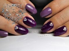 Great Nails, How To Do Nails, You Nailed It, Nail Art Designs, Make Up, Jewels, Nail Ideas, Hands, Beauty