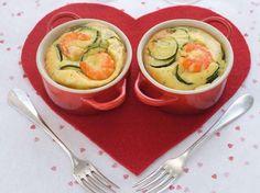 Clafotti di San Valentino http://www.arturotv.tv/san-valentino/clafotti-gamberetti-ricotta-zucchine