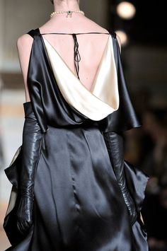 Detail at Temperley London Fall 2012  | Keep the Glamour | BeStayBeautiful