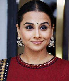 Top 6 most powerful actresses in Bollywood. Actress Vidya-Balan