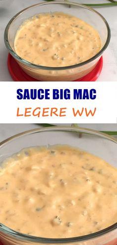 Big Mac, Plats Weight Watchers, Diet Recipes, Cooking Recipes, Cake Factory, Ramadan Recipes, Vinaigrette, Junk Food, Chutney