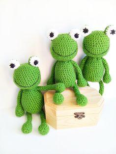 żaba maskotka