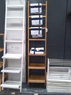 Oltre 1000 idee su portasciugamani da bagno su pinterest - Ikea scaletta bagno ...