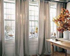 What lamp for my living room? Farmhouse Curtains, Burlap Curtains, Farmhouse Bedroom Decor, Window Curtains, Curtain Panels, Linen Curtain, Brown Curtains, Velvet Curtains, My Living Room
