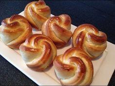 How to Braid: and Braids in The Bread Kitchen Brioche Bread, Bread Bun, Bread Rolls, No Carb Bread, No Knead Bread, Baklava Dessert, Soft Bread Recipe, Pastry Dough Recipe, Turkish Baklava