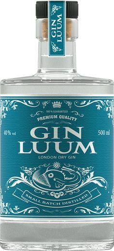 Gin Luum | London Dry Gin PD