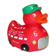 Rubber Duck Bus Conductor