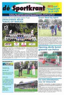 Sportkrant Vlaardingen - Sportkrant
