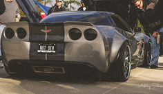Widebody Corvette If You Like What You See Follow Me, 4 Way More On #Cars!¡!