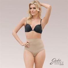 736849cd02 Julie France Leger Mid Waist Panty Shaper JFL25  35 France