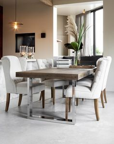 Ongebruikt 122 beste afbeeldingen van Rivièra Maison | Dining room in 2020 MJ-71