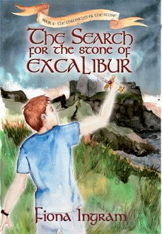 "Hop on over to Books-A-Million and please add ""The Search for the Stone of Excalibur"" Book Two – The Chronicles of the Stone by Fiona Ingram to your Wishlist Creative Writing For Kids, Kids Writing, Writing A Book, Adventure Quest, Books A Million, The Search, Family Matters, For Facebook, Pen And Paper"
