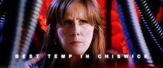OI, SPACEMAN!  Donna Noble is the best NuWho companion. Disagree? Fight me, spaceman.