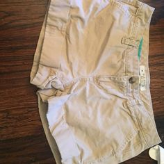 Old navy shorts Khaki cuffed Old Navy Shorts