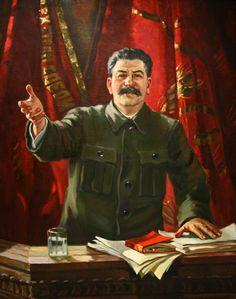 Gerasimov, Aleksandr, (1881-1963), Stalin, 1938