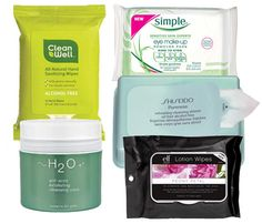 Your Ultimate Gym Beauty Bag: Wipes for Everything #SelfMagazine