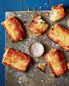 If you thought the humble but oh-so-satisfying sausage roll couldn't get any better, think again. Here crisp, flakey pastry wrapped around crumbly feta cheese and perfectly seasoned sausage meat, with a subtle chilli kick, will have you going back for more time and time again.