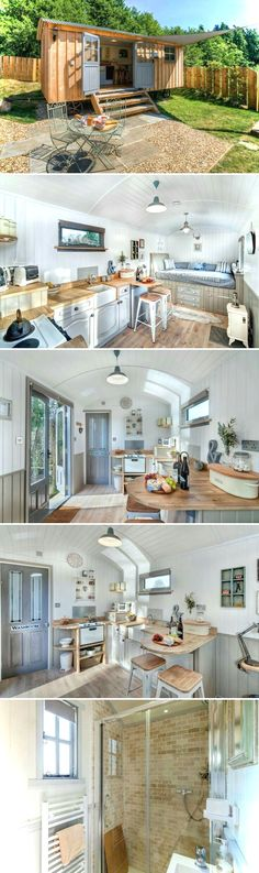Incredible Tiny House Interior Design Ideas61