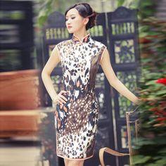 Improved linen fashion cheongsam dress. The Risks of Loving