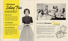 The famous Tupperware Parties