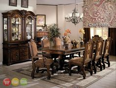 Create a dining room that will impress your dinner guests for years to come with the Neo Renaissance collection. Description from ebay.co.uk. I searched for this on bing.com/images