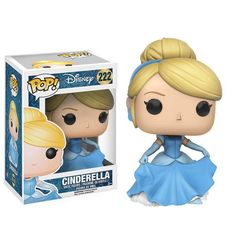 This is a Disney Cinderella POP Cinderella Gown Vinyl Figure that is produced by Funko. This Cinderella is looking great in her gown.Very cool. Recommended Ag