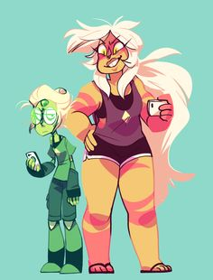 You know... I'd really like in the future, for jasper to maybe reform and become apart of the crystal gems.... I like to think she has good potential to her... Idk tho