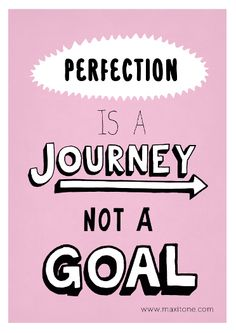 Perfection, body beautiful, your ideal body. Remember, it's a journey, not a goal. #motivation
